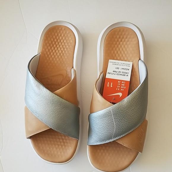 nike cross sandals